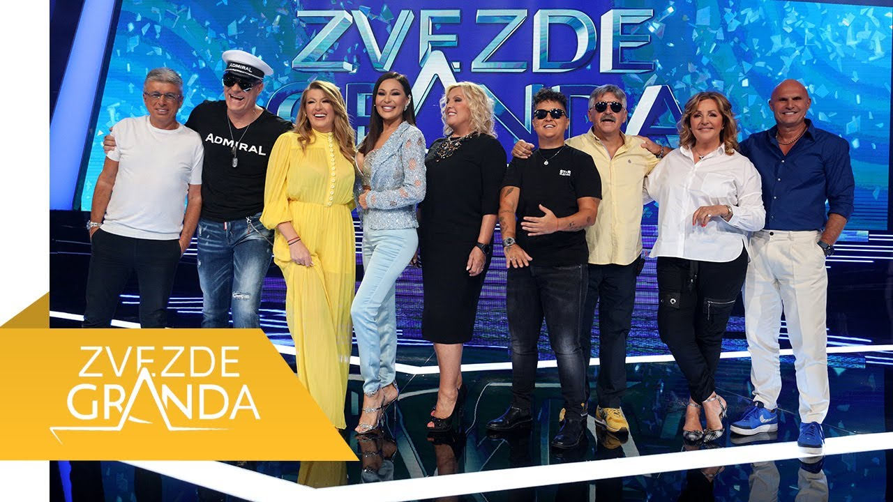 ZVEZDE GRANDA 2021 – 2022 – cela 1. emisija (18. 09.) – prva epizoda – snimak