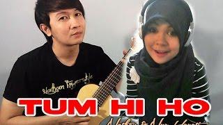 (Aashiqui 2) Tum Hi Ho - Nathan Fingerstyle & Nur Hayati (cover)