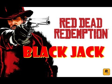 Red Dead Redemption – How to win Blackjack
