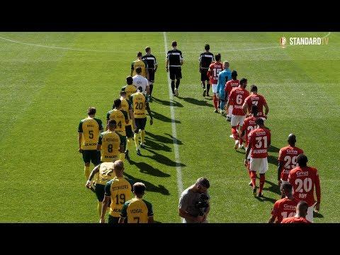 Standard - Fortuna Sittard : 4-1