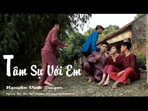 Nhạc trữ tình 2015 - Tâm Sự Với Em - Nguyễn Vịnh Singer
