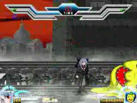 LV Len MUGEN #9: Gurospoo... as if you didn't see that coming.