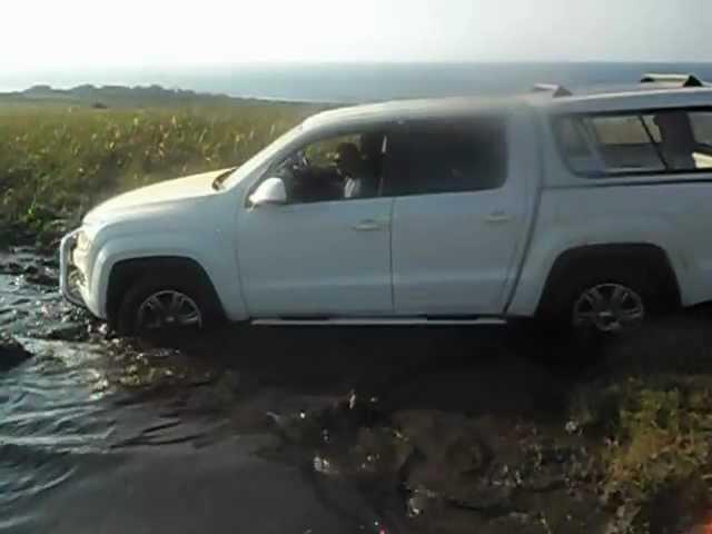 Vw-amarok-getting-stuck-in