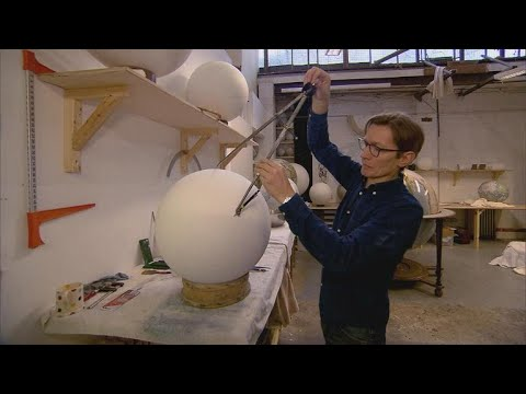 The art of making globes