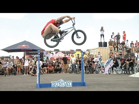 Hop - The High Hop contest at Texas Toast this year was rediculous. From Kyle Hart sending fastplants over it, to Broc Raiford winning with no seat, let alone the fact that the whole bar was almost...