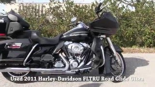 9. 2011 Harley Davidson Road Glide Ultra Black - on Ebay
