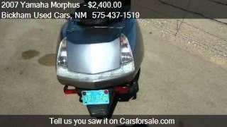 10. 2007 Yamaha Morphus  250 - for sale in Alamogordo, NM 88310