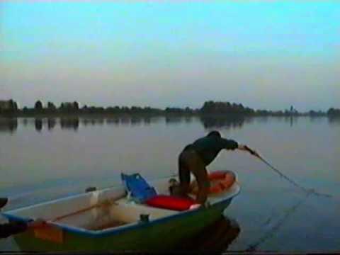 Ryba życia- nim wiosła od łódki zmieniłem na wiosła grające