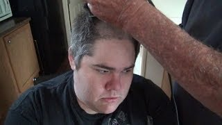 Video GRANDPA GIVES PICKLEBOY A HAIRCUT! MP3, 3GP, MP4, WEBM, AVI, FLV Maret 2019