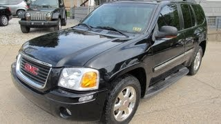 2. 2002 GMC Envoy SLT 4x4 Elite Auto Outlet Bridgeport Ohio