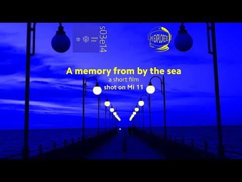 A memory from by the sea / Wspomnienie znad morza