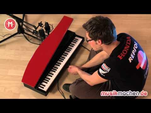 Korg microPiano im Test auf MusikMachen.de