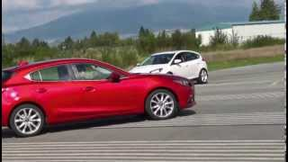 2014 Mazda3 Review - At The Track