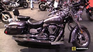 10. 2015 Yamaha Road Star Silverado S - Walkaround - 2015 Toronto Motorcycle Show