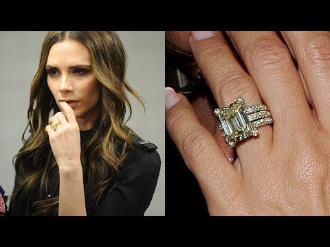 7 Celebrities With the Most Stunning Engagement Rings