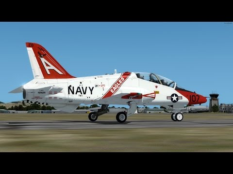 T-45C Goshawk Jet Trainer From...