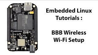 How to setup Wi-Fi on your BeagleBone Black Wireless.Note: My BBB is only connected to my computer through a USB cable, and no Wi-Fi dongle was used.
