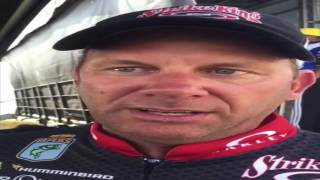 KVD on day 1 lead - Toledo Bend