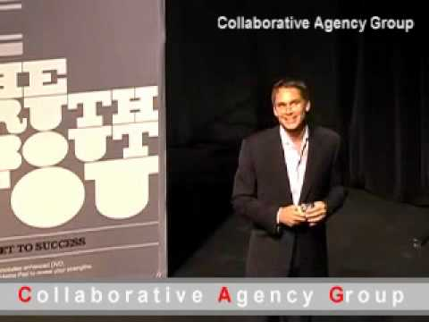 MARCUS BUCKINGHAM – Th Truth About You | Collaborative Agency Group |
