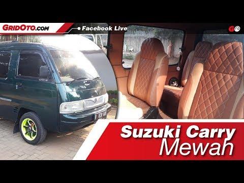 Simsalabim! Suzuki Carry Jadi Mobil Jemputan Anak Sekolah Punya Interior Mewah