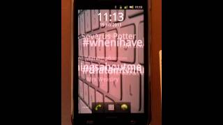Twitter trends live wallpaper YouTube video