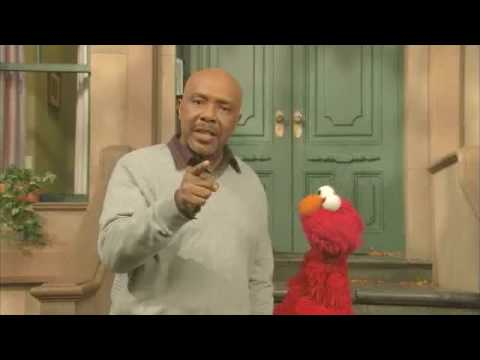 Elmo Flu Tips on Sneezing PSA