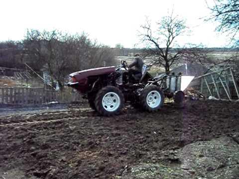 Sam traktor