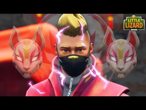 IS DRIFT EVIL IN FORTNITE?! * SEASON 5 *Fortnite Short Film