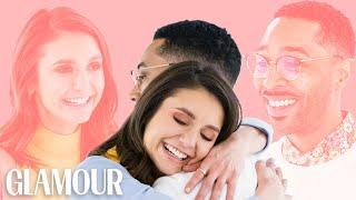Video Nina Dobrev Takes a Friendship Test with Tone Bell | Glamour MP3, 3GP, MP4, WEBM, AVI, FLV Mei 2019