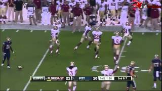 Tom Savage vs Florida State (2013)