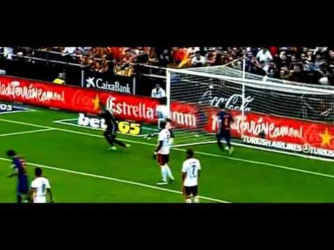 Valencia 2-3 Barcelona | Highlights & All Goals | LaLiga | 22/10/16