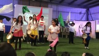Tambourine Dance by The TECD Friday School Kids   #TGBTG