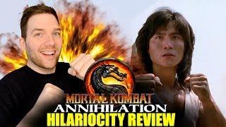 Video Mortal Kombat: Annihilation - Hilariocity Review MP3, 3GP, MP4, WEBM, AVI, FLV November 2018