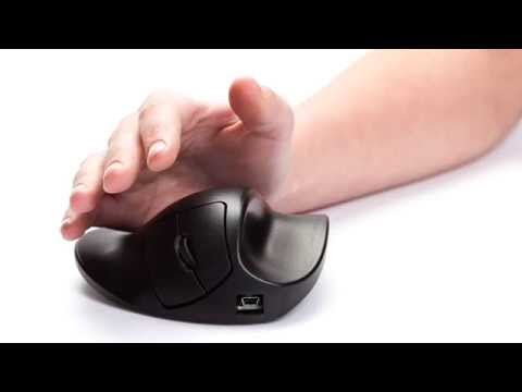 How To Rest Your Hand On The Handshoe Mouse