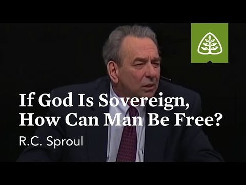 If God is Sovereign, How Can Man Be Free? - R.C. Sproul