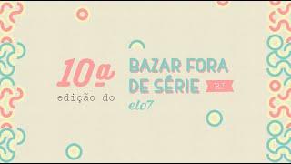 'Tereza Pavarini Joias' na 10ª edição do Bazar Fora de Série do Elo7 no Rio de Janeiro