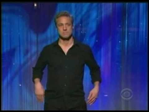 comedian Nick Griffin on Craig Ferguson 1