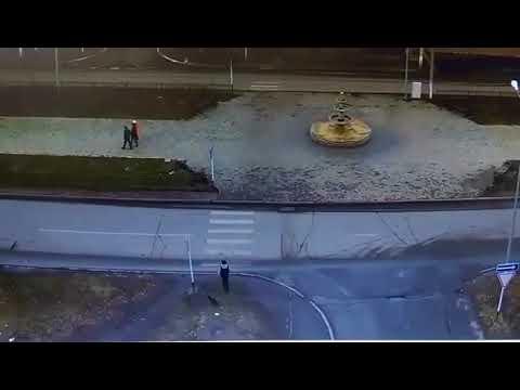 Авария с пешеходом в Шахтинске