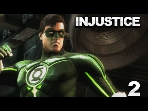 Injustice: Gods Among Us - Chapter 2: Green Lantern