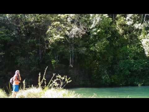 Cachoeira Rei do Prata, Cavalcante  (GO)