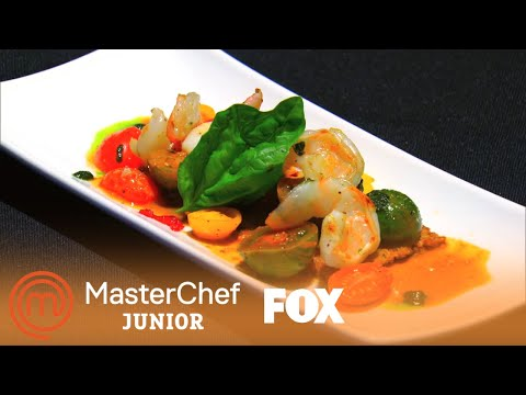 MasterChef Junior 1.07 Clip