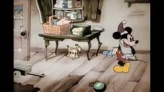 ミッキーの街の哀話 Mickey's Good Deed 1932