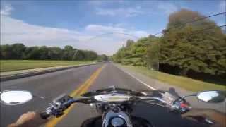 6. 2006 Yamaha Royal Star deluxe Test ride review