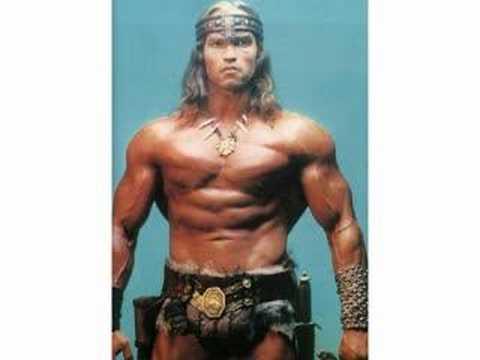 Arnold Schwarzenegger Anime-Freakin Hilarious – Conan