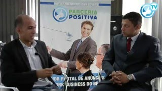 TV Positiva - Como crescer na Crise - Edson Sales