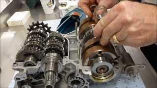 Race Motor Rebuild