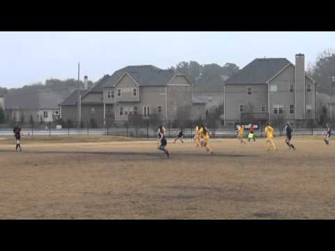 Hannah Shute #6 UFA Elite Center Forward vs. Tophat Navy 16