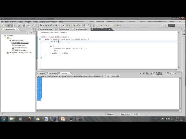 [Java cơ bản] Bài 17: Cấu trúc vòng lặp Do-While