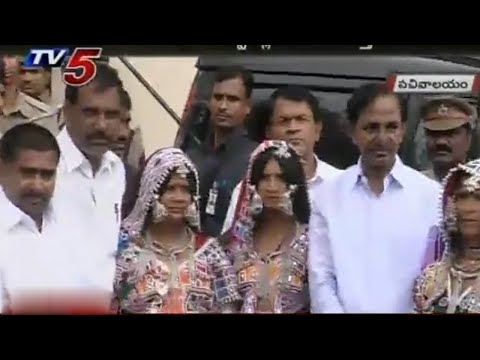 He is Unique Personality | its proved again | That is KCR |   : TV5 News