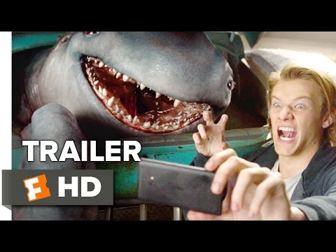 Monster Trucks Official Trailer #1 (2017) - Lucas Till, Jane Levy Movie HD